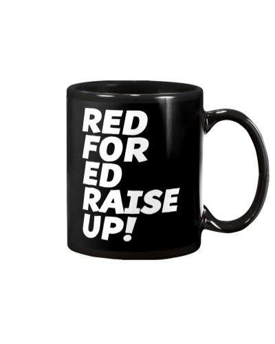 Raise Up Arizona RedForEd Shirt