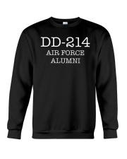DD-214 Alumni Shirt Air Force Veteran Crewneck Sweatshirt thumbnail
