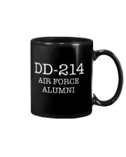DD-214 Alumni Shirt Air Force Veteran Mug thumbnail