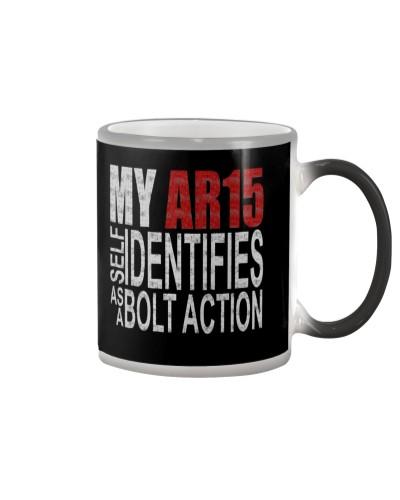 My AR-15 Self Identifies 2018 Shirt
