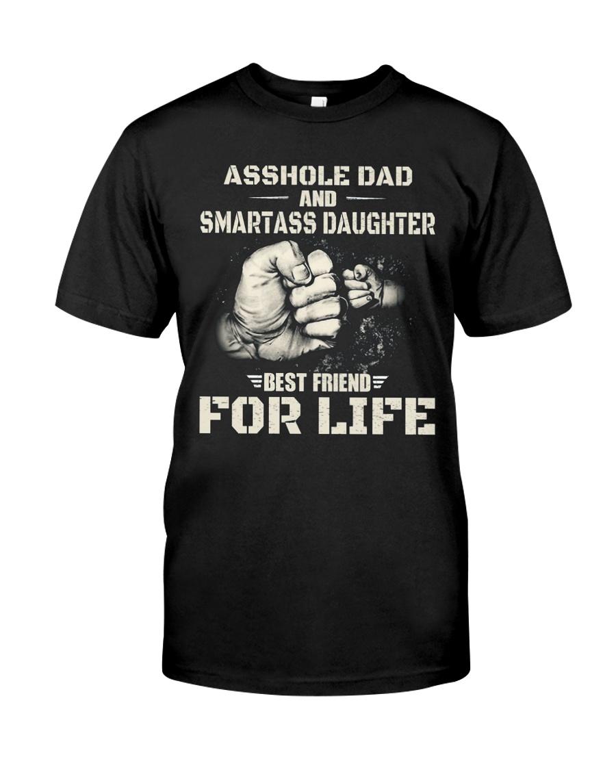 Daughter Best Friend For Life T-Shirt Premium Fit Mens Tee