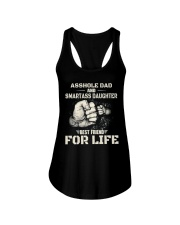 Daughter Best Friend For Life T-Shirt Ladies Flowy Tank thumbnail
