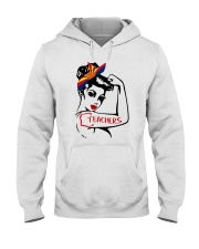 Arizona TeachersRedForEd T-Shirt  Hooded Sweatshirt thumbnail