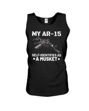 My AR15 Self Identifies Unisex T-Shirt Unisex Tank thumbnail