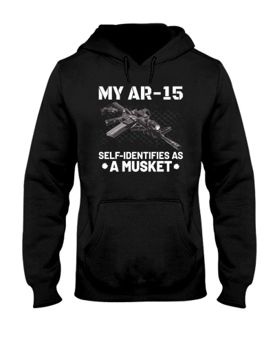 My AR15 Self Identifies Unisex T-Shirt