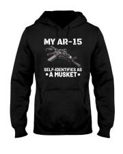 My AR15 Self Identifies Unisex T-Shirt Hooded Sweatshirt thumbnail