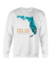 Pray for Parkland Strong T-Shirt Crewneck Sweatshirt thumbnail