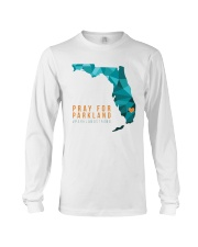 Pray for Parkland Strong T-Shirt Long Sleeve Tee thumbnail