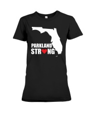 Parkland Strong 2018 T-Shirt Premium Fit Ladies Tee front