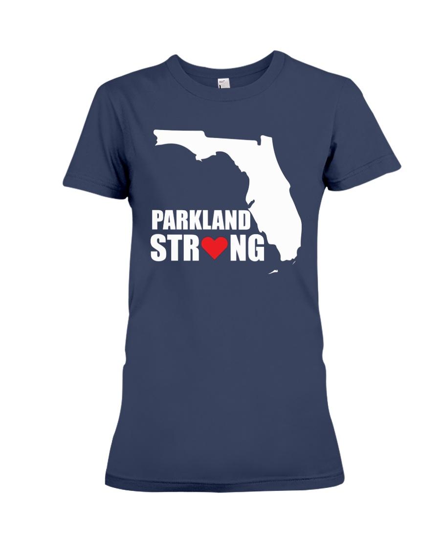 Parkland Strong 2018 T-Shirt Premium Fit Ladies Tee