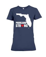 Parkland Strong 2018 T-Shirt Premium Fit Ladies Tee front
