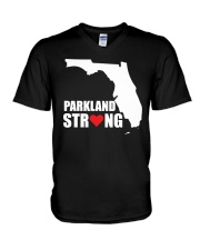 Parkland Strong 2018 T-Shirt V-Neck T-Shirt thumbnail