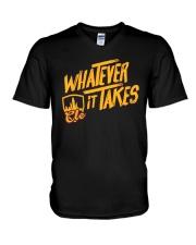 Whatever It Takes CLE T-Shirt V-Neck T-Shirt thumbnail