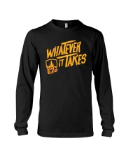 Whatever It Takes CLE T-Shirt Long Sleeve Tee thumbnail