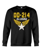 DD-214 Alumni Military Tee Shirt Crewneck Sweatshirt thumbnail