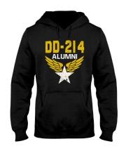 DD-214 Alumni Military Tee Shirt Hooded Sweatshirt thumbnail