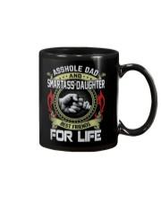 Asshole Dad Best Friend Tee Shirt Mug front