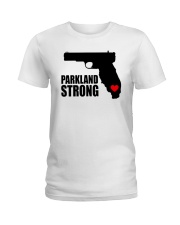 parkland strong T-Shirt Ladies T-Shirt front
