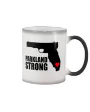 parkland strong T-Shirt Color Changing Mug thumbnail