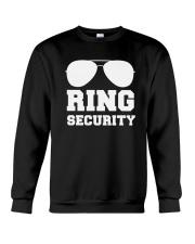 Ring Security Wedding Party T-Shirt Crewneck Sweatshirt thumbnail