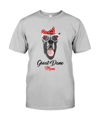 Great Dane Mom 2018 T-Shirt