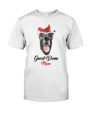 Great Dane Mom 2018 T-Shirt Classic T-Shirt thumbnail