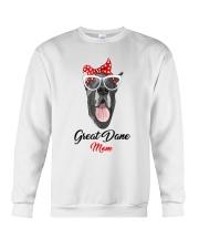 Great Dane Mom 2018 T-Shirt Crewneck Sweatshirt thumbnail
