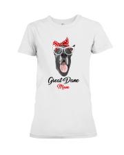 Great Dane Mom 2018 T-Shirt Premium Fit Ladies Tee thumbnail