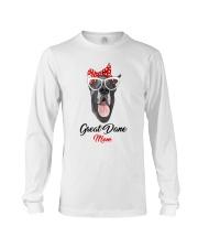 Great Dane Mom 2018 T-Shirt Long Sleeve Tee thumbnail