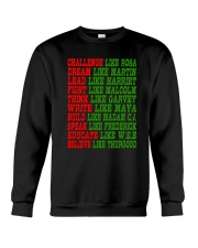 Black History Month Tee Shirts Crewneck Sweatshirt tile