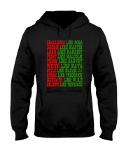 Black History Month Tee Shirts Hooded Sweatshirt thumbnail