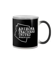 Arizona Teachers United T-Shirt Color Changing Mug thumbnail