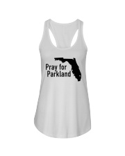 Pray for Parkland Classic T-Shirt Ladies Flowy Tank thumbnail
