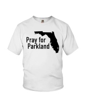 Pray for Parkland Classic T-Shirt Youth T-Shirt thumbnail