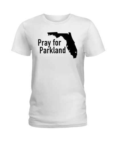 Pray for Parkland Classic T-Shirt