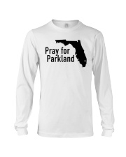 Pray for Parkland Classic T-Shirt Long Sleeve Tee thumbnail