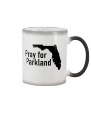 Pray for Parkland Classic T-Shirt Color Changing Mug thumbnail