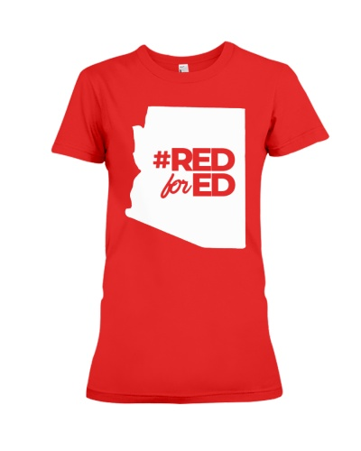 Arizona Teacher Protest 2018 T-Shirt