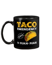 Taco Emergency Call 9 Juan Juan Shirt Mug back
