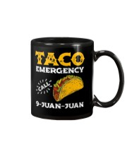 Taco Emergency Call 9 Juan Juan Shirt Mug tile