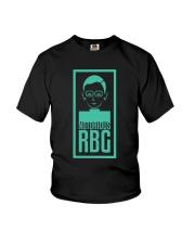 Notorious RBG Shirt Youth T-Shirt thumbnail