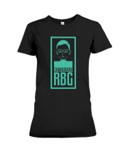 Notorious RBG Shirt Premium Fit Ladies Tee thumbnail