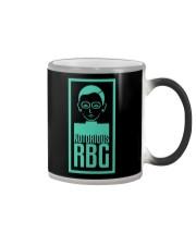 Notorious RBG Shirt Color Changing Mug thumbnail