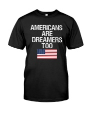 Americans Are Dreamers Unisex T-Shirt Premium Fit Mens Tee thumbnail