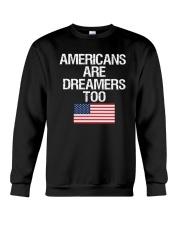 Americans Are Dreamers Unisex T-Shirt Crewneck Sweatshirt thumbnail
