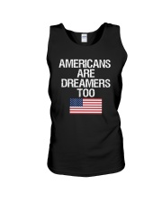 Americans Are Dreamers Unisex T-Shirt Unisex Tank thumbnail