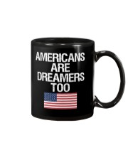 Americans Are Dreamers Unisex T-Shirt Mug tile
