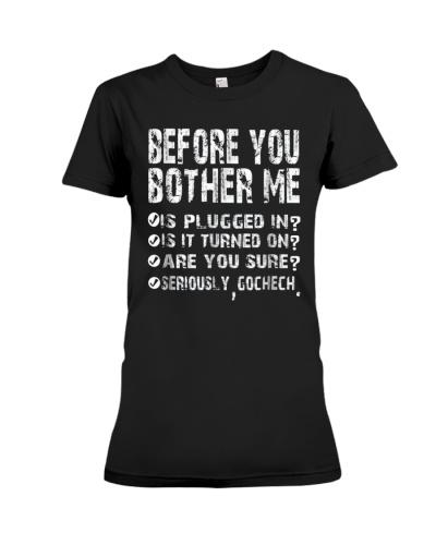 Computer Smartphone Questions Shirts