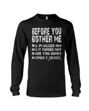 Computer Smartphone Questions Shirts Long Sleeve Tee thumbnail