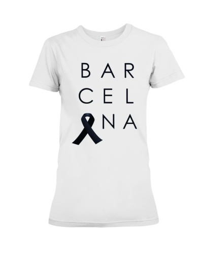 Pray For Barcelona T-Shirt